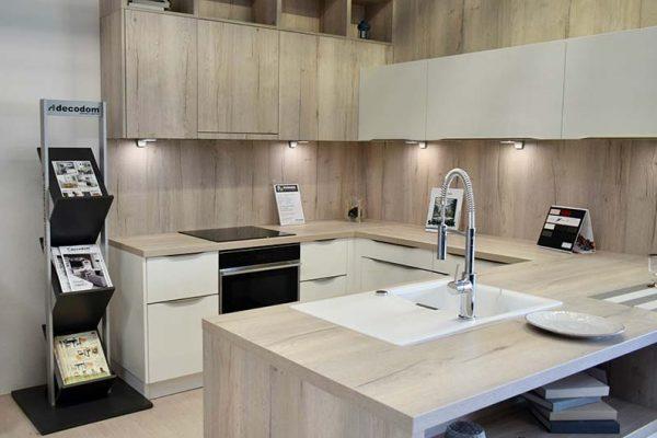 Interiér kuchynského štúdia