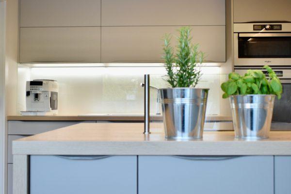 Dekorácie v kuchyni