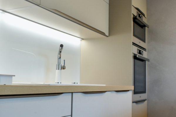 Osvetlenie kuchyne na mieru